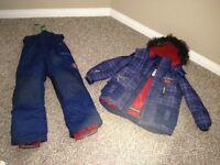 Boys' Mini Ungava Size 7 Ski/Snow Suit