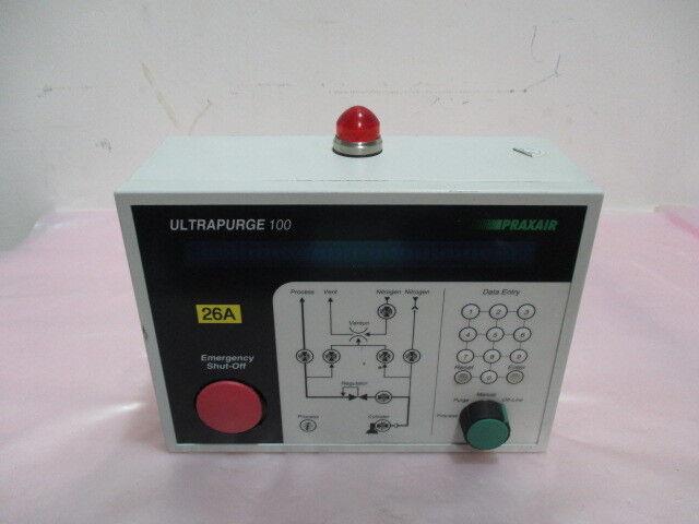 Praxair UP100 UltraPurge Gas Cabinet System Controller, 110VAC, 1A, 416329