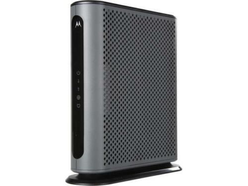 MOTOROLA 24x8 Cable Modem, Model MB7621, DOCSIS 3.0. Approve