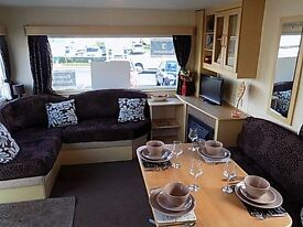 Stunning Cheap Static caravan For Sale Nr Scarborough/Filey - 12 Month Park, Beach Access!!!