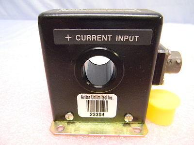 Aac American Aerospace Controls S466-20-c Dc Current Sensor 20amp