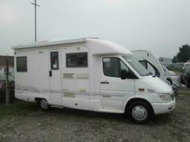 2001 RAPIDO LE RANDONNEUR 749M, 4 BERTH, REAR BED ## DEPOSIT NOW RECEIVED ##