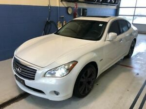 2013 Infiniti M35h Hybrid | Drive Packages + Adaptive Cruise | B