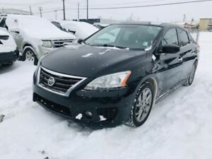 2013 Nissan Sentra SR, ONE OWNER, CLEAN CARPROOF, 6 MONTHS WARRA