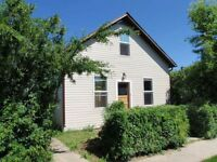 Renovated home in Hafford sask