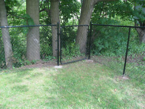 Chain Link Fence Professionals - It's ALL We Do! Free Quotes! Cambridge Kitchener Area image 3