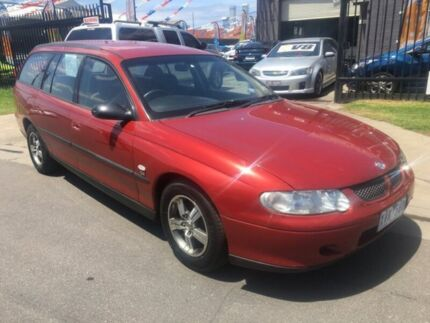 2001 Holden Commodore VX II Executive 4 Speed Automatic Wagon