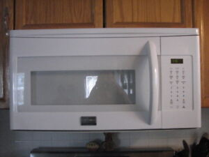 Frigidaire Gallery Series Over the Range Microwave