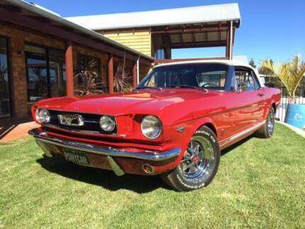 1966 Ford Mustang Dream Car