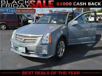 2007 Cadillac SRX V8 - $74/Week OR $323/Month - 7 PASSENGER