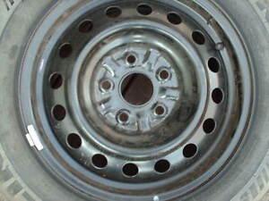 205/65/15 on Toyota  Camray 5 bolt rim