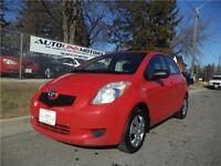 2006 TOYOTA YARIS*AUTO*4DOOR HATCHBACK*POWER FEATURES & MORE!