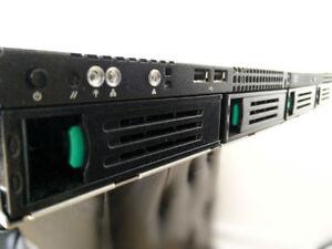 1U Server: 8 core XEON X3450, 4GB, 4x500GB