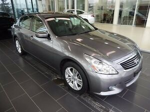 2013 Infiniti G37x Technology Package, One Owner, Accident Free,