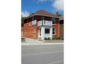 Professional Building for lease, Bradford Street Downtown Barrie