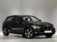 2015 BMW 1 SERIES DIESEL HATCHBACK
