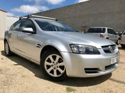 2008 Holden Commodore VE MY09.5 Omega Silver 4 Speed Automatic Sedan Hoppers Crossing Wyndham Area Preview