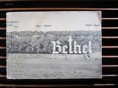 Bethel, die von Bodelschwingh´schen Anstalten in Wort und Bild