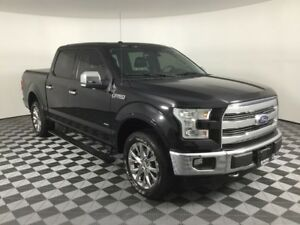 2016 Ford F-150 LARIAT w/PANO ROOF, PWR RUNNING BOARDS, CUSTOM E