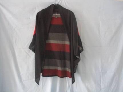 ts - Striped Cardi - XL