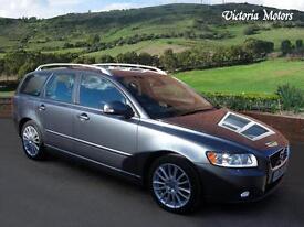 2012 VOLVO V50 1.6 D DRIVe SE Lux 5dr start stop 0 Road Tax