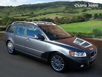 2012 VOLVO V50 1.6 D DRIVe SE Lux 5dr start stop 0 Road Tax
