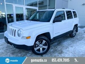 2017 Jeep Patriot High Altitude Edition LEATHER SUNROOF 4X4