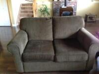 Excellent Condition - Green Loveseat