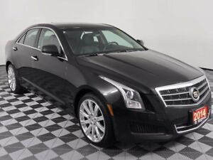 2014 Cadillac ATS Luxury AWD-2.0L Turbo-Remote Start-Accident Fr