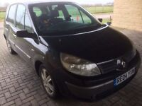 Renault Scenic 1.6ltr 2004 95,000 miles