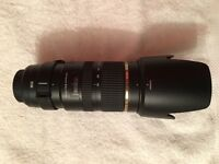 Tamron Lens SP 70 -200 mm F2.8 Di VC USD A009 for CANON