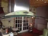 Neff Island Cooker Hood - stainless steel for sale