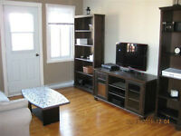 Ahuntsic, grand 4½ renove