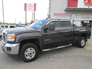 GMC Sierra 2500HD 4x4,SLE Z71,DIESEL,GPS, CREW CAB,5th wheel 201