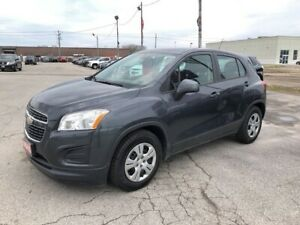 2015 Chevrolet Trax LS LOCAL TRADE