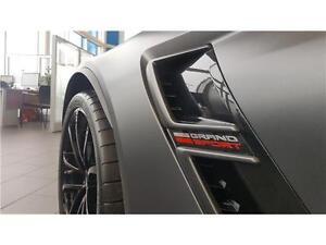2017 Chevrolet Corvette Grand Sport 2LT | Matte Grey Edmonton Edmonton Area image 9