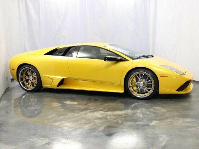 Image 9 Voiture Européenne d'occasion Lamborghini Murcielago 2008
