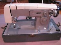 Kenmore Sewing machine several stitches with cams