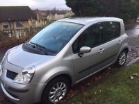 Renault Modus 1.5dci Dynamique, 2007 57 Reg, Great Small Family Car with FSH.