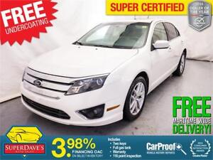 2010 Ford Fusion SEL AWD *Warranty*