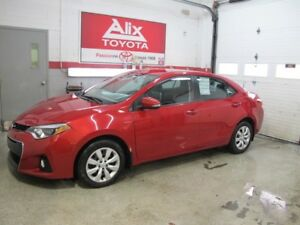 2015 Toyota Corolla S+CUIR+CAM.+SIEGES CH.