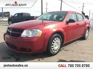 2010 Dodge Avenger SE Auto LOW MILEAGE !! SUPER SALE