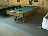 Used 8' Palason pool table