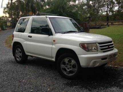 2001 Mitsubishi Pajero Io Loganlea Logan Area Preview