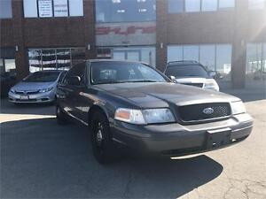 2011 FORD CROWN VICTORIA!$59.58 BI-WEEKLY,$0 DOWN,NO ACCIDENTS!