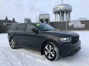 2014 Dodge Durango R/T  - Leather Seats -  Bluetooth