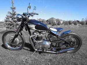 1968 Triumph Bobber