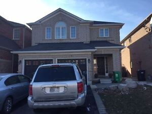 Detached House with 6 Car Parking House for Rent