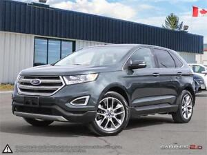 2015 Ford Edge Titanium,AWD,LOADED,ACCIDENT FREE