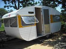 1970 FRANKLIN CARAVELLEVINTAGE CLASSIC RETRO 14 FT SUNSHINE COAST Woombye Maroochydore Area Preview